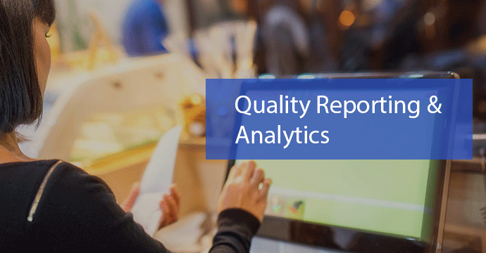 Quality Reporting and Analytics Pos System
