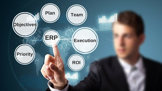 ERP stands for Enterprise Resource Planning